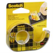 CINTA 3M DOBLE CAPA SCOTCH 012X6.3 MTS C/DESPACHADOR