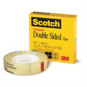 Cinta Scotch 3M Doble Cara 0.12x33m Caja