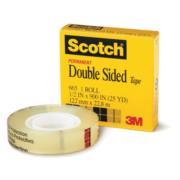 Cinta Scotch 3M Doble Cara 0.12x33m Caja