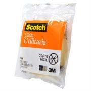Cinta 3M Scotch 508 en Bolsa 0.018x66m Paquete C/8