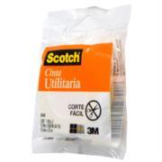 Cinta Utilitaria 3M Scotch 508 en Bolsa 12mmx33m