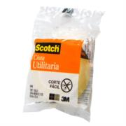 Cinta 3M Scotch 508 18mmx25mm Económica en Bolsa C/8