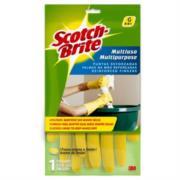 Guante Multiusos 3M Scotch Brite 8 - 8 1/2 Med/Gde 1 Pza