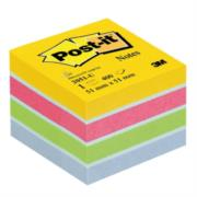 Cubo Notas 3M Post It Ultra 400 Hojas