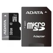 MEMORIA MICRO SD ADATA HC32GB CLASS10-RETAIL W/1 ADAPTER