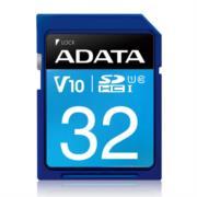 MEMORIA SD ADATA 32GB/UHS-I CLASE 10 AZUL