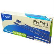 BOLIGRAFO PIN POINT P. MED 1.0MM AZUL CAJA C/12