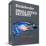 Licencia Antivirus Bitdefender Small Office Security 1 Server+10 Usuarios Caja