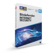 Licencia Antivirus Bitdefender ESD Internet Security 1 Año 10 Usuarios