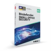 Licencia Antivirus Bitdefender ESD Small Office Security 2 Años 5 Usuarios + 1 Server