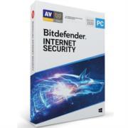 Licencia Antivirus Bitdefender ESD Internet Security 3 Años 3 Usuarios