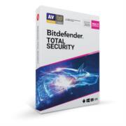 Licencia Antivirus Bitdefender ESD Total Security MD 3 Años 5 Usuarios