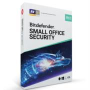 Licencia Antivirus Bitdefender ESD Small Office Security 3 Años 5 Usuarios + 1 Server