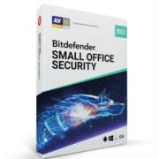 Licencia Antivirus Bitdefender ESD Small Office Security 3 Años 10 Usuarios + 1 Server