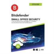 Licencia Antivirus Bitdefender ESD Small Office Security 1 Año 20 Usuarios + 1 Server