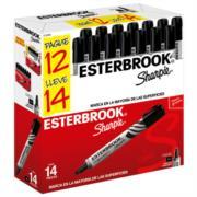 Marcador Esterbrook 14x12 Color Negro