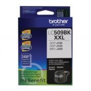 Tinta Brother LC509BK Super Alto Rendimiento Color Negro