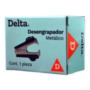 Desengrapador Barrilito Delta Metálico Color Negro