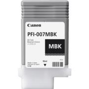 TINTA CANON IMAGEPROGRAF IPF670E NEGRO MATTE PFI-007 MBK