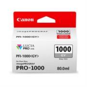 TINTA CANON GRIS PFI-1000 GY 80ML