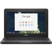 Laptop Dell Chromebook 3100 11.6' Intel Celeron N4020 Disco duro 32 GB Ram 4 GB Chrome Os Color Negro