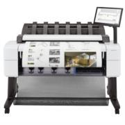 Plotter Multifunción HP DesingJet T2600dr PostScript Inyección Térmica de Tinta 36' Resolución 2400x1200