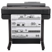Plotter HP DesignJet T650 Inyección Térmica de Tinta 24' Resolución 2400x1200 dpi