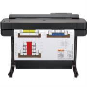 Plotter HP DesignJet T650 Inyección Térmica de Tinta 36' Resolución 2400x1200 dpi