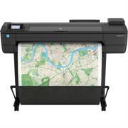 Plotter HP DesignJet T730 36' Inyección de Tinta Térmica Resolución 2400x1200 dpi