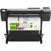 Plotter HP DesignJet T830 36' Multifunción Inyección de Tinta Térmica Resolución 2400x1200 dpi