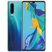 Smartphone Huawei P30 6.1 FHD 128GB/6GB Cámara 40MP+16MP+8MP Frontal 32MP Lente Leica Octacore Android 9 Color Azul