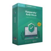 Antivirus Kaspersky OEM 1 Usuario 1 Año Tarjeta