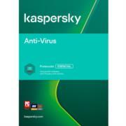 KASPERSKY ANTI-VIRUS 1 USUARIO 1 AÑO