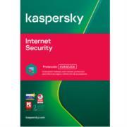 KASPERSKY INTERNET SECURITY-MULTIDISPOSITIVOS 1 USUARIO 1