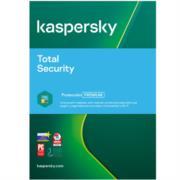 KASPERSKY TOTAL SECURITY 3 USUARIOS 1 AÑO