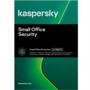 KASPERSKY SMALL OFFICE SECURITY 10+1 USUARIOS 1 AÑO