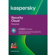 ANTIVIRUS KASPERSKY SECURITY CLOUD 20 LIC 1 AÑO