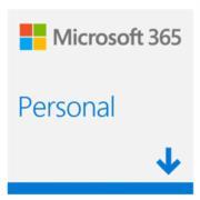 Licencia Microsoft 365 Personal 32/64 Bits 1 Año 1 Usuario Español