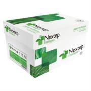 Papel Cortado Nextep Econo Green Carta 75 gr 95% Blancura Caja C/5000 Hojas