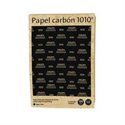 PAPEL CARBON PELIKAN 1010 NEGRO CARTA C/100 HOJAS