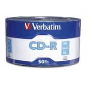 DISCO COMPACTO CD-R 80MIN/700MB 52X TORRE 50 UNIDADES
