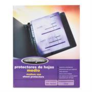 Mica Acco Protectora P0572 Carta Transparente c/100 Pzas