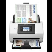 Escáner Epson WorkForce DS-780N Resolución 600 dpi