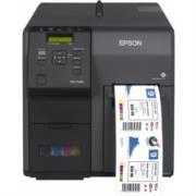 Impresora Epson Etiquetas a Color TM-C7500G