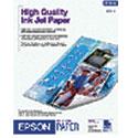 PAPEL EPSON 8.5'X11' ALTA CALIDAD DPI 720 C/100