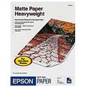 PAPEL EPSON 8.5'X11' CARTA MATE HEAVYWEIGHT DPI C/50