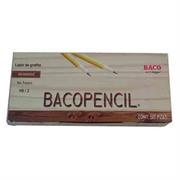 BACOPENCIL BLISTER C/4 PZAS AMARILLO
