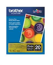 PAPEL BROTHER FOTOGRAFICO CARTA 8.5' X 11' 20 HOJAS