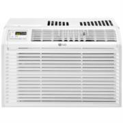 Aire Acondicionado LG Tipo Ventana Enfriamiento 5000 BTU/h Temporizador Color Blanco