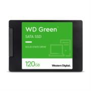 SSD Interno Western Digital Green 120 GB SATA 2.5' C/Carcasa